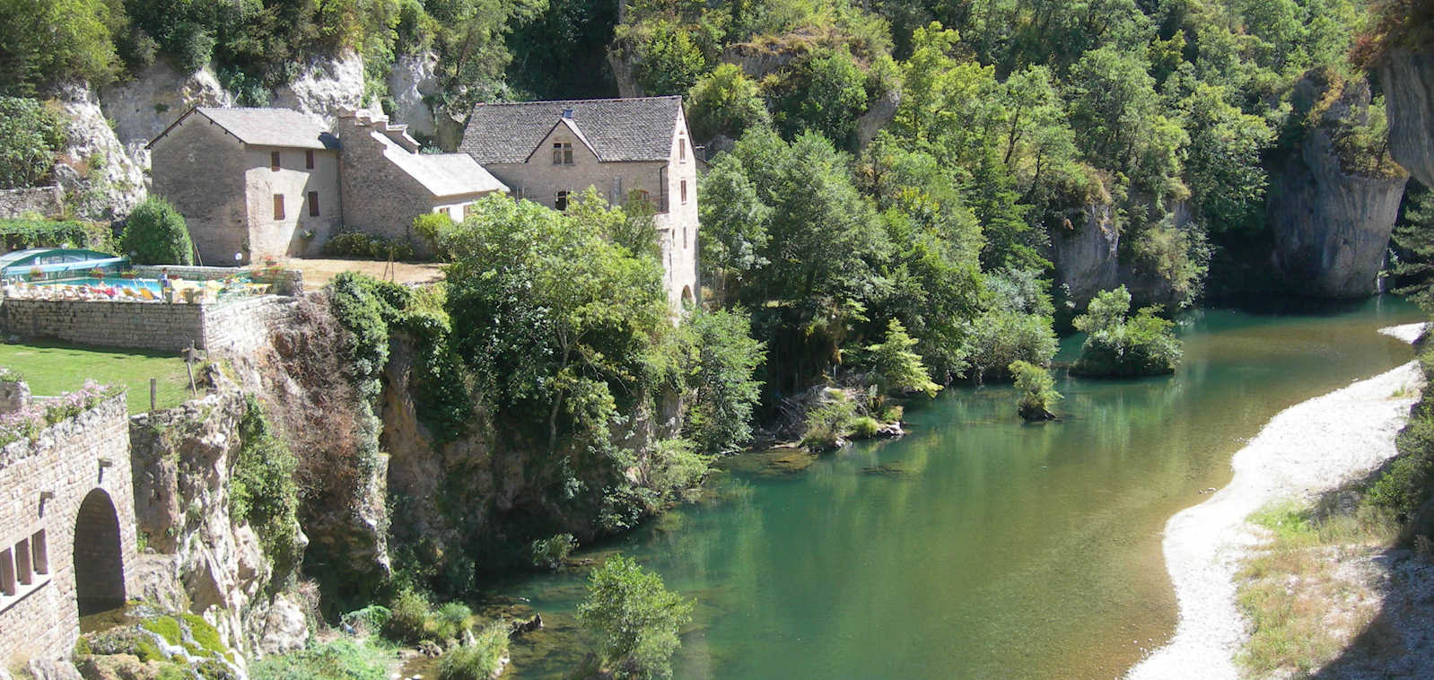 Welcome in the Gorges du Tarn !
